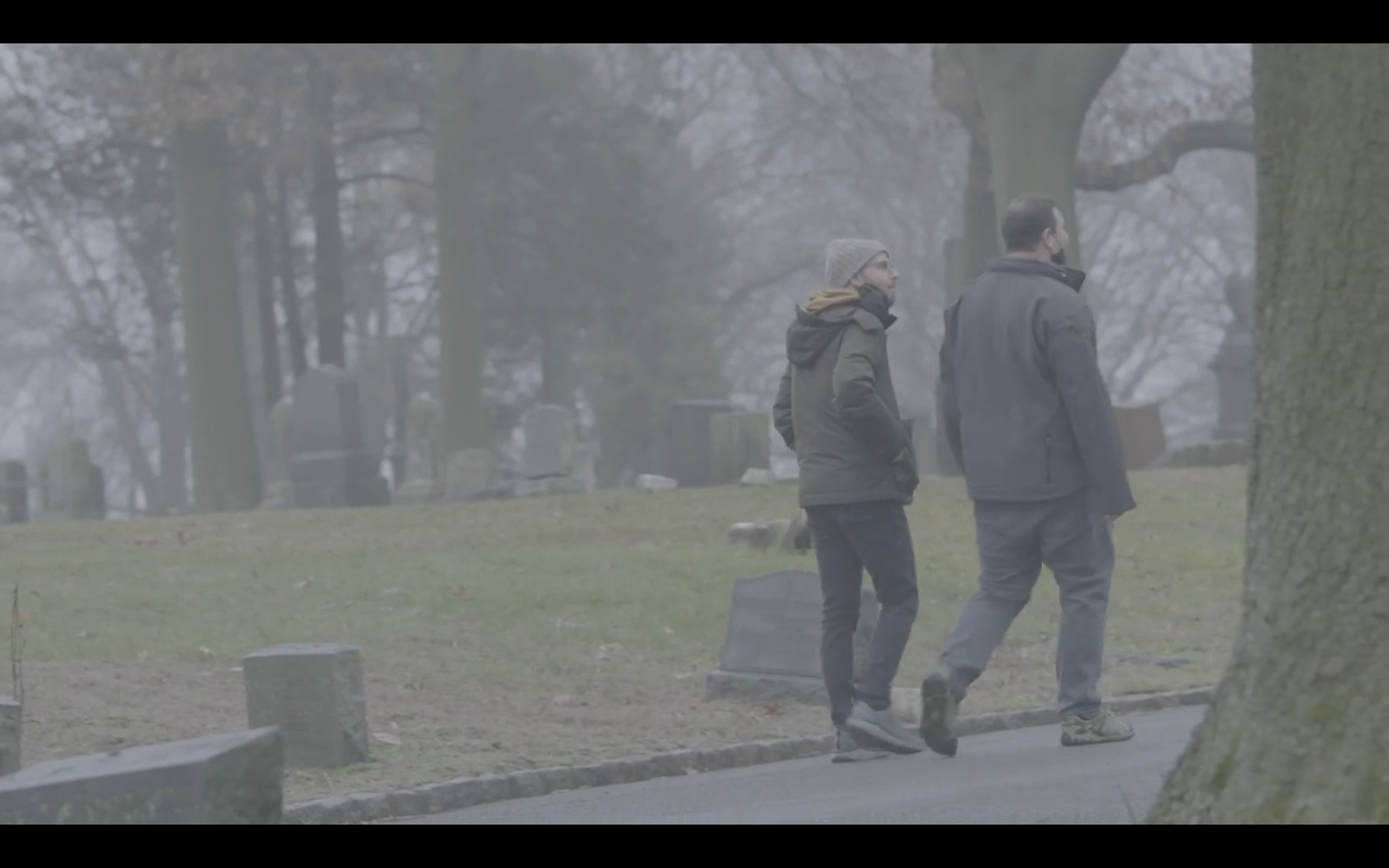 still from How to Bury Your Mother During a Pandemic