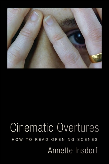 Cover of Cinematic Overtures by Annette Insdorf