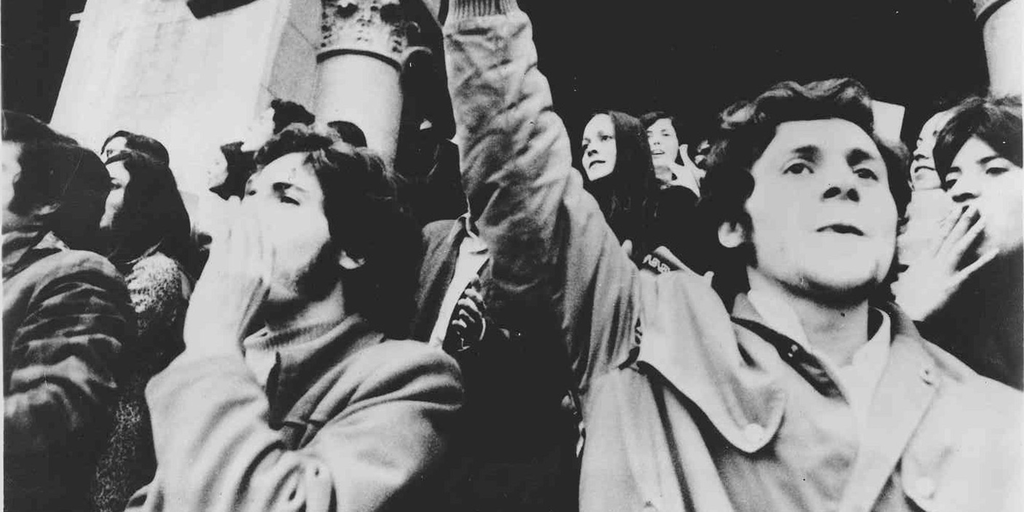 an analysis of the columbia revolt This thesis asserts that the rebellion that occurred at columbia altered the   move forward the interpretation of student protest to be more.