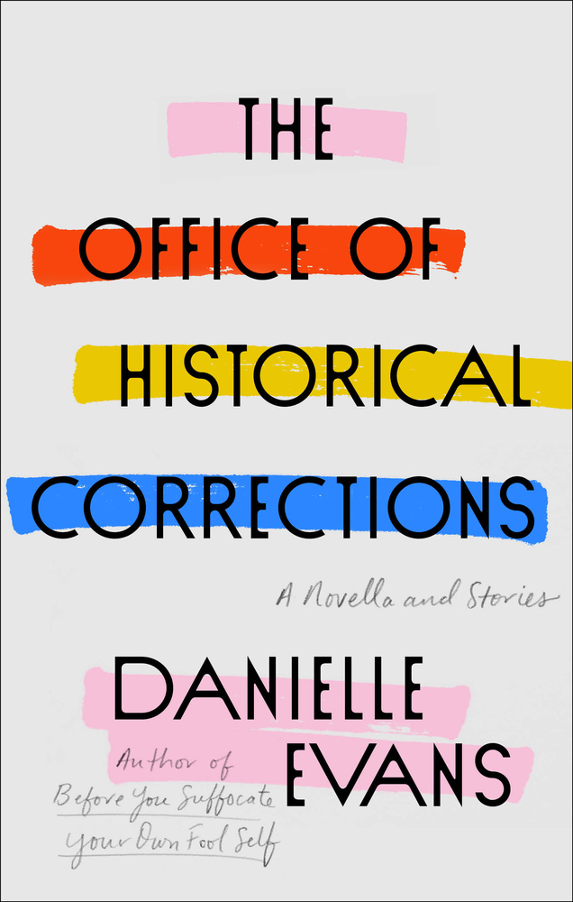 Office of Historical Corrections bookcover