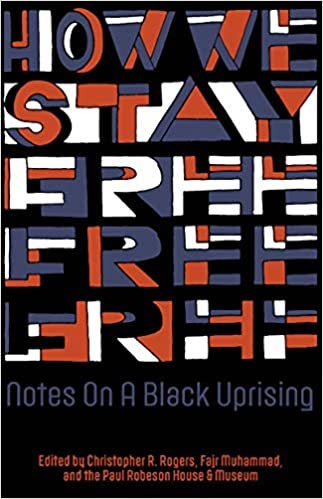 How We Stay Free book cover