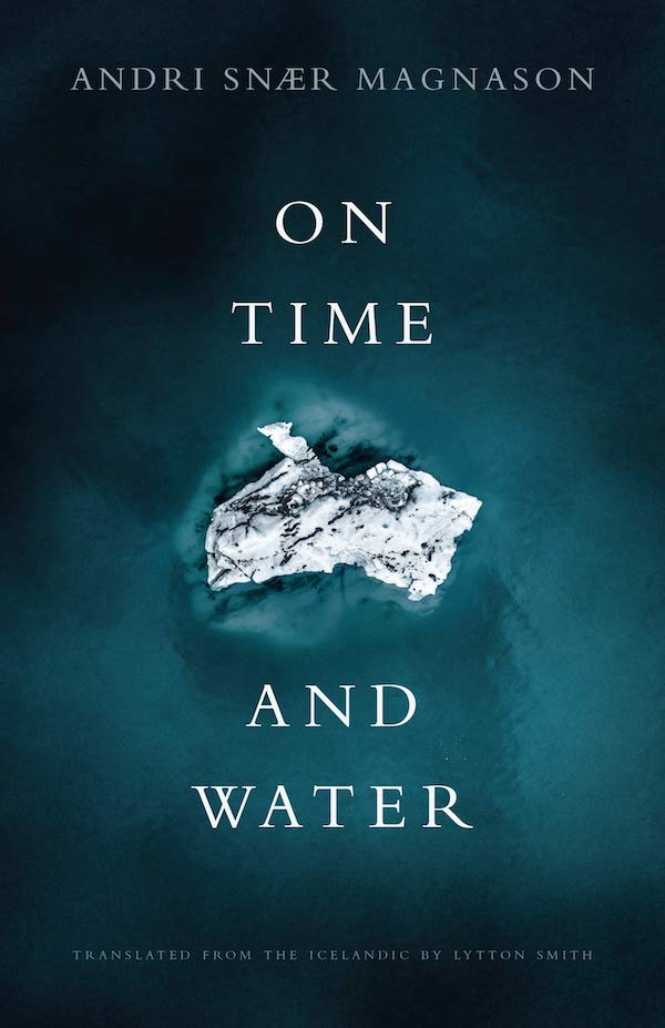 on time and water book cover