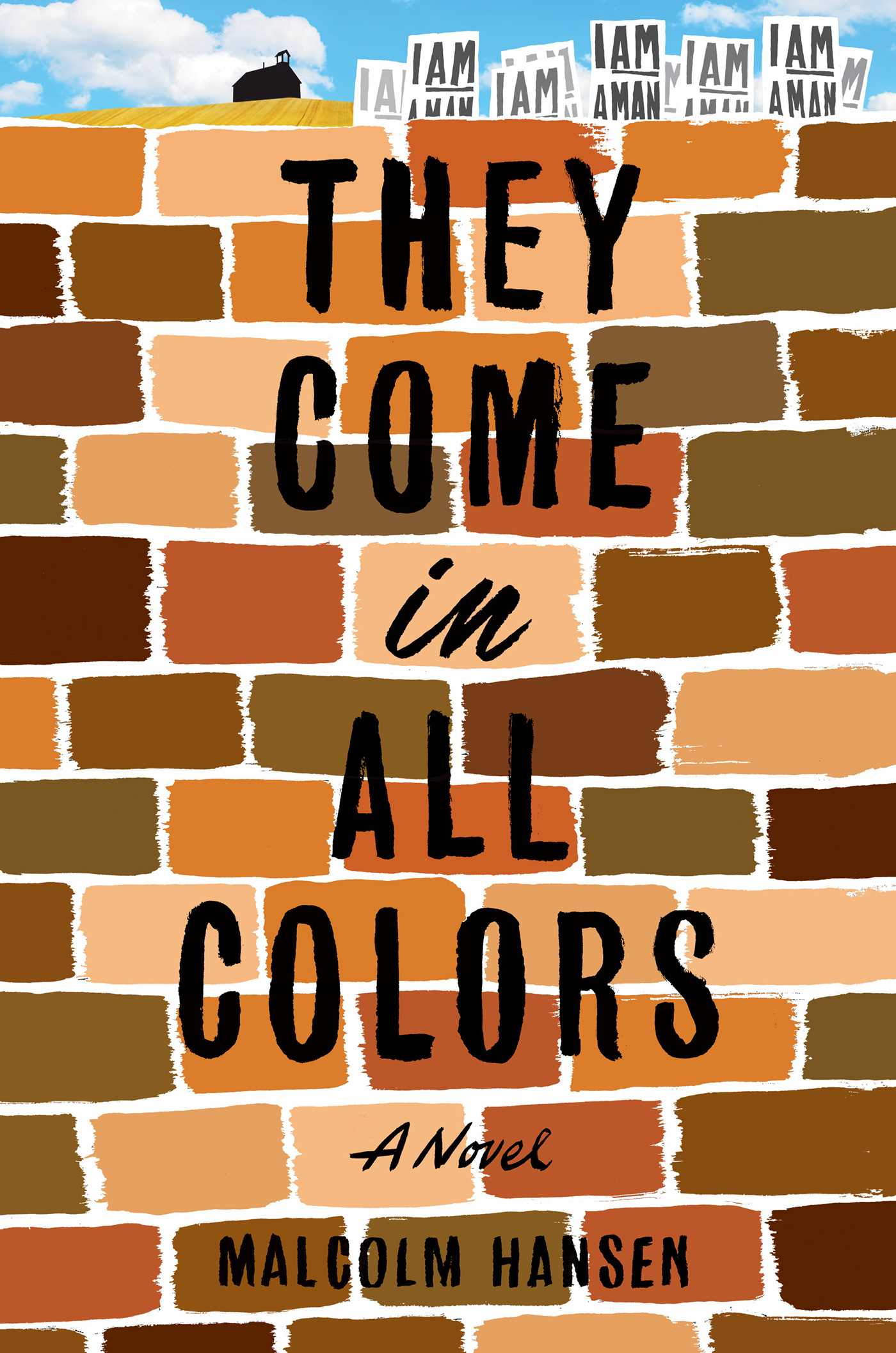 They Come in All Colors book cover