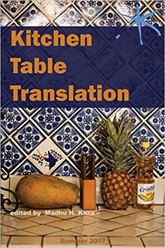 Kitchen Table Translation book cover