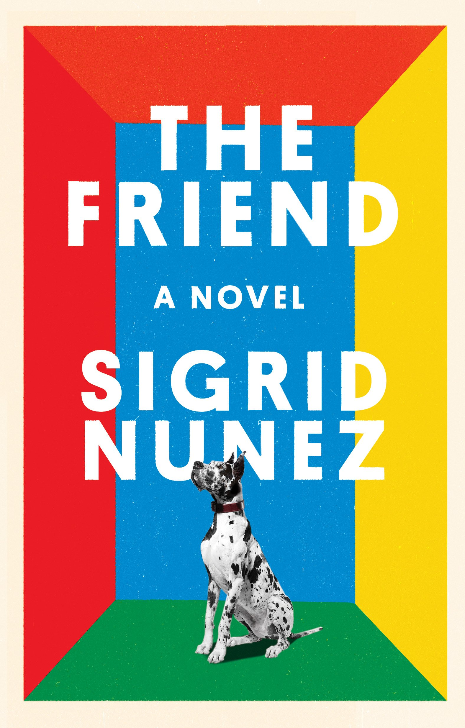 The Friend book cover