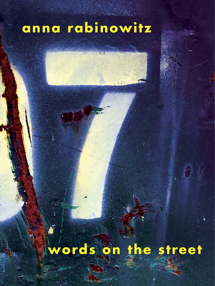 Words on the Street book cover