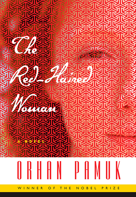 Cover art for the book, The Red Haired Woman by Orhan Pamuk